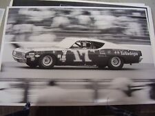 1969 FORD TORINO NASCAR ? STOCK CAR RACER  12 X 18 LARGE PICTURE   PHOTO