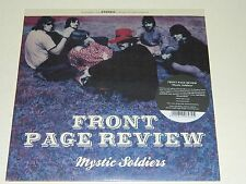 FRONT PAGE REVIEW - Mystic Soldiers (1968) / Re. Guerssen /  LP - New Sealed