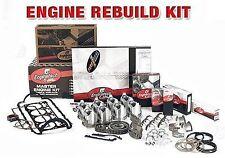 *Engine Rebuild Kit* Pontiac Chevy CAR 151 2.5L OHV L4  'Iron Duke'  1979-1986