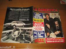 DdC 1983/9=ADRIANO CELENTANO=CLAUDIA MORI=PAUL NEWMAN=CASTEL DI DECIMA=