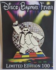 Big Hero 6 Disco Baymax Fever Disney Fantasy Pin LE 100