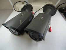 Alibi ALI-BC700VFG 960H 700TVL Day Night Bullet Security Camera Lot of 2 AS IS A