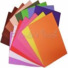 A4 EVA Craft Funky Foam Sheets 2mm Thick - Choose Colour and Pack Size Free P&P