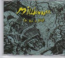 (EW461) Millionaire, I'm On A High - 2005 sealed CD