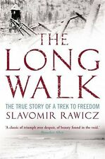 The Long Walk: The True Story of a Trek to Freedom by Slavomir Rawicz (Paperbac