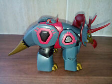 "Transformers Animated Series 6"" SNARL Dinobot figure Robot Dinosaur"