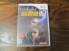 Scene It? Twilight  (Wii, 2009)