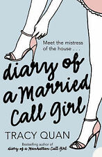 Diary of a Married Call Girl (Nancy Chan Novels), Tracy Quan