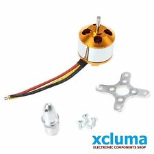 A2212 1800KV  BRUSHLESS DC MOTOR RC AIRPLANES QUADCOPTER 1800 KV 7T  BE0383
