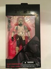 "HASBRO STAR WARS BLACK SERIES 6"" inch SCARIF STORMTROOPER Walmart Exclusive"