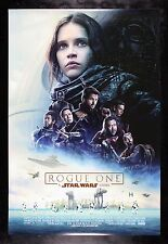 ROGUE ONE * CineMasterpieces ORIGINAL DS 1SH INTL MOVIE POSTER STAR WARS 2016