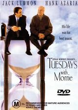 New!!! TUESDAYS WITH MORRIE DVD (UK Seller) Sent within 24 hours!!! Jack Lemmon