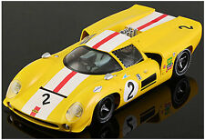 Thunder Slot Lola T70 MkIII BOAC 500 Brands Hatch 1967 Bonnier/Axelsson Slot Car