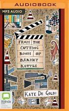 From the Cutting Room of Barney Kettle by Kate De Goldi (2016, MP3 CD,...