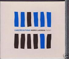MARIO LAGINHA CD NEW CANCOES & FUGAS  DO LADO CA DO MAR/ FADO