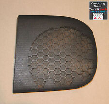 NEW Audi A4 S4 RS4 Front Left Passenger Speaker Cover Grill 8E0035419 - Black