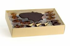 Gourmet Hand Made Assorted Chocolate Figurines Lithuania Perfect Gift 400g 14oz
