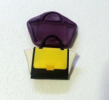 Silicone Mold Bag Purse P (50mm) Fondant Cake Decoration Clay Fimo Premo Sculpey