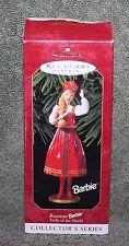 Hallmark Keepsake Russian Barbie Ornament 1999