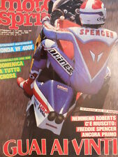 Motosprint 17 1983 Test HONDA VF 400F - Freddie Spencer  [SC.31]