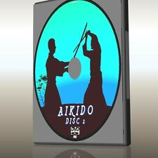 LEARN YOSHINKAN AIKIDO 3 DISC VIDEO DVD COLLECTI ON, BEGINERS TO ADVANCED NEW