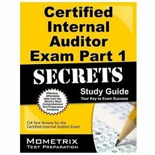 Certified Internal Auditor Exam Part 1 Secrets Study Guide : CIA Test Review...