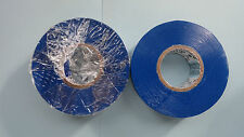 Insulation wiring loom tape BLUE twin pack