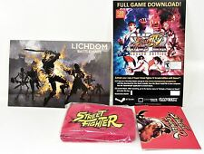 Street Fighter Headband & FULL GAME DOWNLOAD,  Mega Man Comic download, LICHDOM