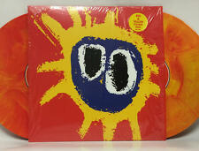 Primal Scream - Screamadelica 2-LP REISSUE NEW RED & YELLOW VINYL Plain