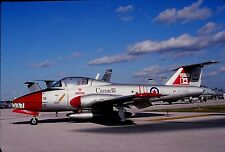 Original colour slide CT-114 Tutor 114037 of Canadian Forces