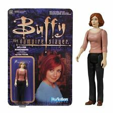 Buffy the Vampire Slayer Willow ReAction Retro Action Figure - New