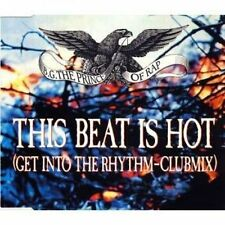 B.G. the Prince of Rap This beat is hot (1991) [Maxi-CD]