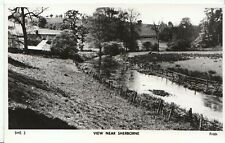 Gloucestershire Postcard - View Near Sherborne - Gloucester   A9138
