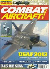COMBAT AIRCRAFT  MONTHLY, FEBRUARY, 2013 ( AMERICA'S NO.1 BEST SELLING AVIATION