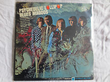 "Blues Magoos,Merc. 21096,""Psychedelic Lollipop""US,LP,MONO,RARE!!!"