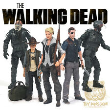 McFarlane The Walking Dead TV Series 4 - COMPLETE SET OF 5 FIGURES - IN STOCK!
