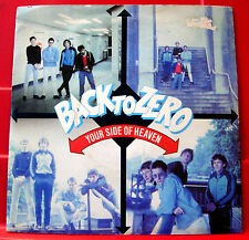 """Back To Zero Your Side Of Heaven 7""""PC UK ORIG 1979 Mod Fiction bw Back To..VINYL"""