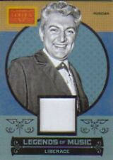 2014 Panini Golden Age Legends of Music Liberace  Swatch