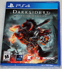 Darksiders Warmastered Edition - PS4 Playstation 4 - NEW & SEALED