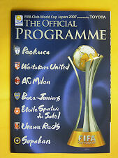 FIFA Club World Cup Japan 2007 - The Official Programme