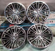 "BMW G-Power Alloy wheels SILVERSTONE Rims 18"" 5 Series E60 Limousine Touring E61"
