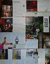 MANDO DIAO   ~~~   CLIPPINGS COLLECTION  ~~~   15  Magazinseiten +