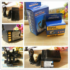 Battery+Charger for JVC Everio GZ-MG630AU GZ-MG630RU GZ-MG630SU Camcorder