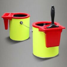 360 Products Can Holster- Keeps Paint Can and Rim Free of Paint w/ Brush Holder
