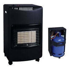4.2KW Portable Home Butane Fire Calor Gas Cabinet Heater With Regulator Hose