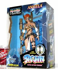 McFARLANE TOYS collection SPAWN action figure ANGELA boxed version 13'' 32cm