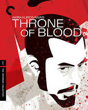 Throne of Blood (Blu-ray Disc, 2015, Criterion Collection)