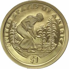 2009 S Native American Sacagawea Dollar Gem Deep Cameo PROOF US Mint Coin