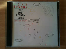 JOHN LENNON~'THE LOST LENNON TAPES VOL 8'~RARE ITALIAN CD 1990~LLRCD068~BEATLES