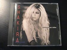 Shakira UNDERNEATH YOUR CLOTHES 1-trk Promotion CD Single ESK 56735